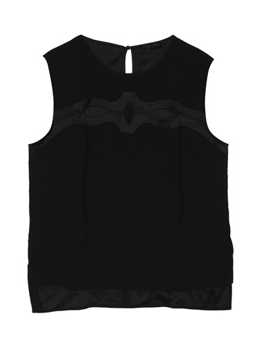 Love'n Fashion Paris Bluz Siyah